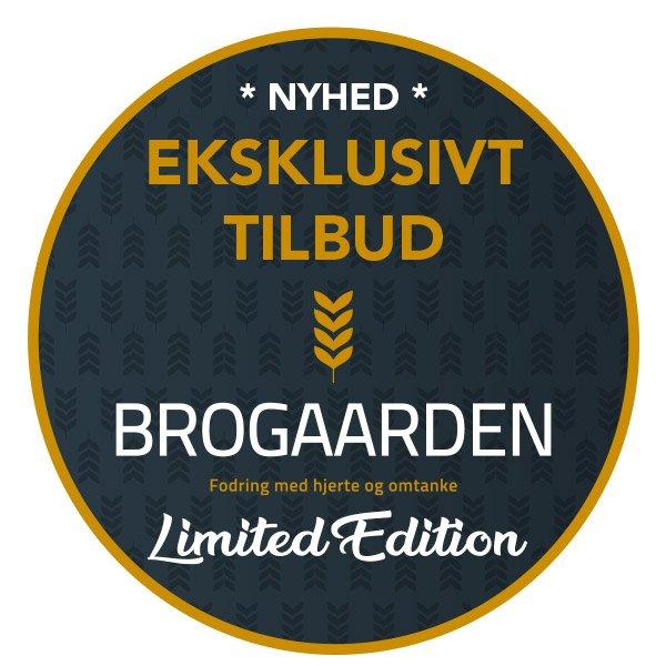 Brogaarden Limited Edition pakke