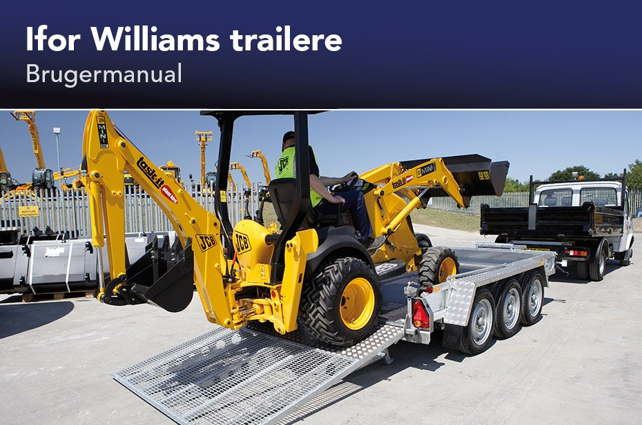 Ifor Williams trailere