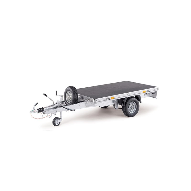 Ifor Williams EL101-2012 Eurolight Ladtrailer