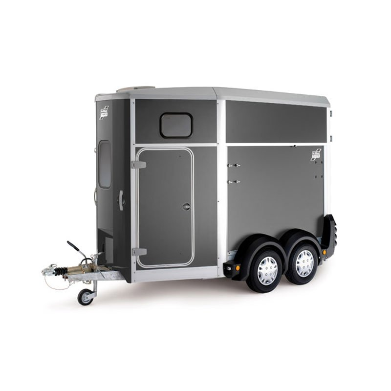 Ifor Williams HB506 hestetrailer