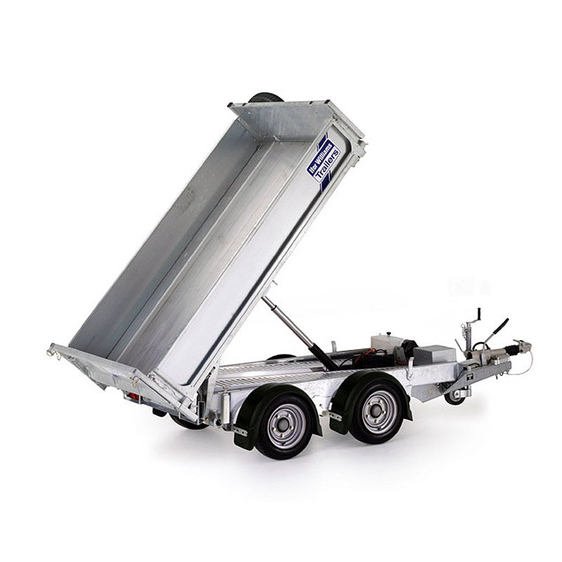 Ifor Williams TT3621 Tiptrailer