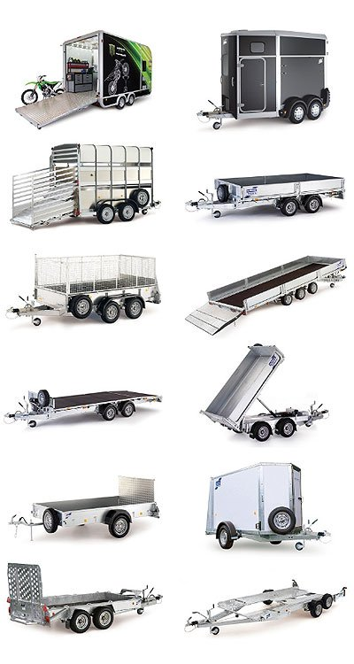 Ifor Williams Trailertyper