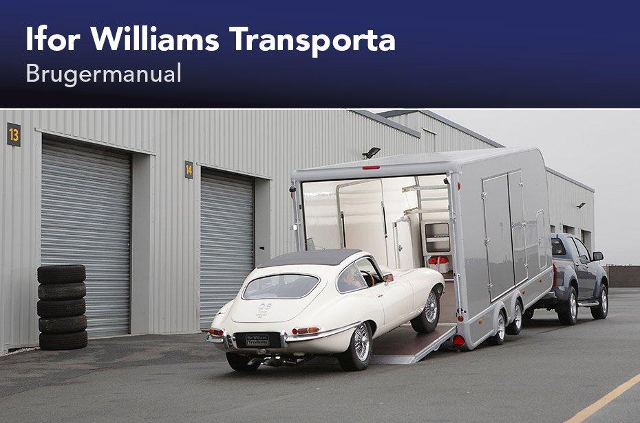Ifor Williams Transporta