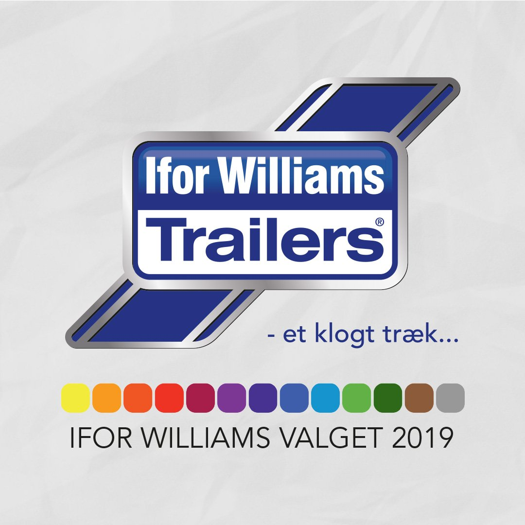 Ifor Williams Valget 2019