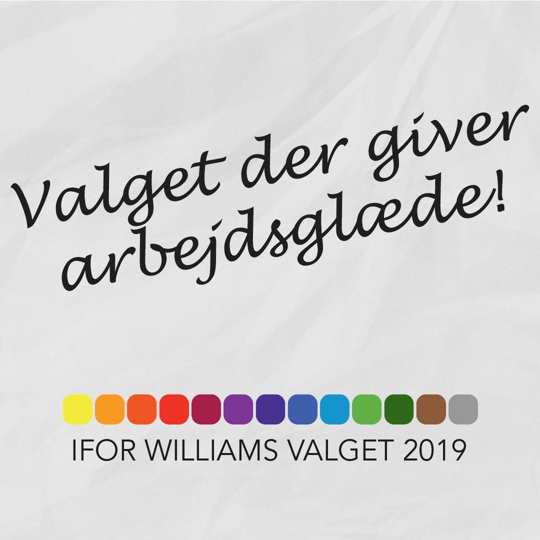 Valget Der Giver Arbejdsglæde - Ifor Williams Valget 2019