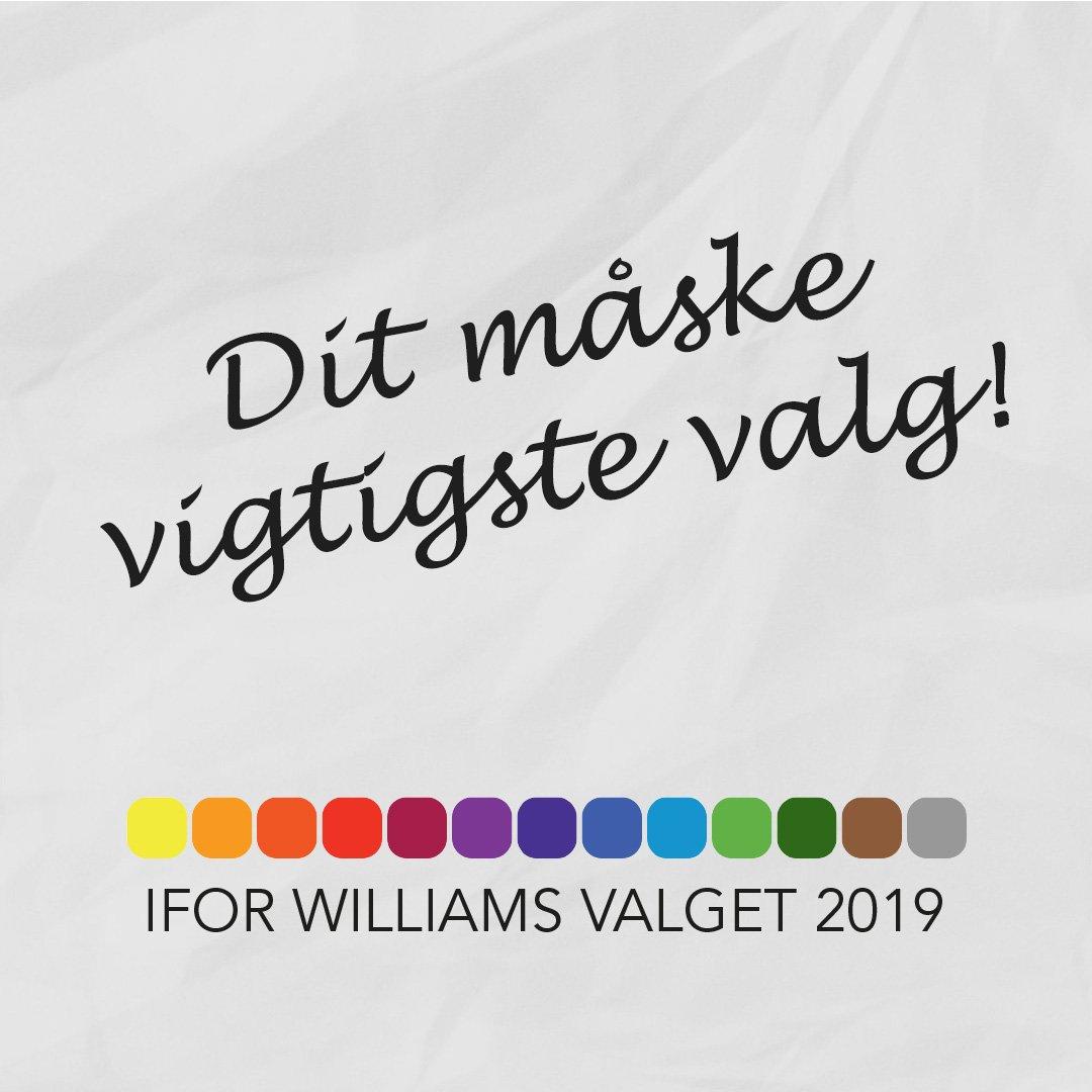 Dit Måske Vigtigste Valg! - Ifor Williams Valget 2019